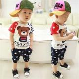 Harga Bayi Kasual Anak Laki Laki Katun Bagian Tipis Lengan Pendek T Shirt Putih Putih Di Tiongkok