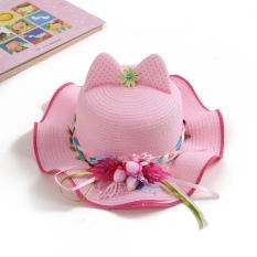 ... Topi Pantai Import Pelindung Sinar matahari UVIDR76000. Rp 76.500.  Baobao Korea Fashion Style musim semi dan musim panas ... f2febdfa1d