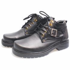 Baraya Fashion - Sepatu Formal Pria Elegan BSM Soga BRD 773