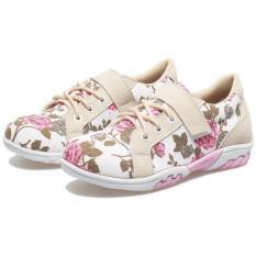 Beli Baraya Fashion Sepatu Kasual Anak Wanita Trendy Bsm Soga Bma 882 Online Murah