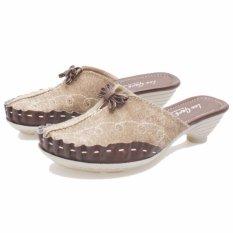 Beli Baraya Fashion Sepatu Slop Formal Wanita Bsm Soga Bhr 157 Murah Jawa Barat