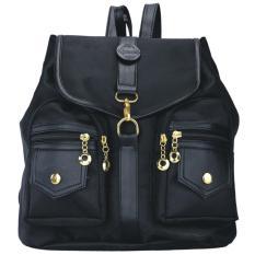 Diskon Produk Baraya Fashion Tas High Quality Black