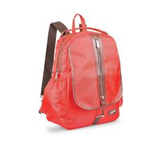 Baraya fashion Tas Rangsel Wanita Modern & Trendy New Model JSS 235 Canvas Merah