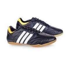Beli Barang Baricco Brc 22 Sepatu Futsal Pria Synthetic Bagus Black Comb Online