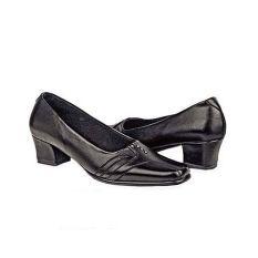 Jual Baricco Brc 404 Sepatu Heels Formal Wanita Synthetic Modis Hitam Grosir