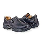 Spesifikasi Baricco Brc 611 Sepatu Safety Boots Pria Kulit Asli Keren Hitam Murah