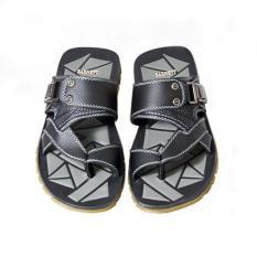 sandal pria / sandal japit pria / sandal sehari - hari pria / sandal flat pria / kuat, awet, nyaman dan tahan lama - Barnett SBAPOTOKH07