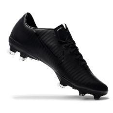 Jual Baru Kedatangan Mercurial Vapor Xi Fg Sepak Bola Pria Soccer Sepatu Sneakers Bantuan Rendah Hitam Intl Satu Set