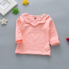 Spesifikasi Baru Gadis Bottoming Kemeja Merah Muda Dan Harga