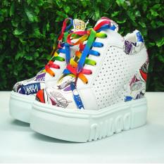 Baru Yang Super 13 Cm Korea Modis Gaya Perempuan Bertumit Tinggi Sol Tebal Baotou Sendal Sandal (133 Putih Produk asli Model Crocs Sepatu Baru 12 Cm)