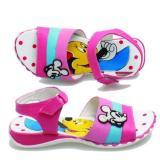 Spesifikasi Basama Soga Sandal Anak Perempuan 1490 Pink Yg Baik