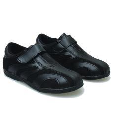 Beli Basama Soga Sepatu Anak Laki1680 Hitam Baru