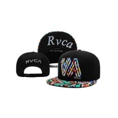 Baseball Caps hats Rvca Snapback Black Men Women Baseball Caps Snapback bone Sports Hats - intl