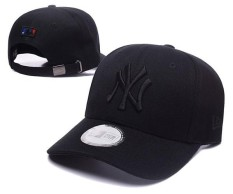 Diskon Bisbol Caps Sport Snapback Caps Resmi Mlb Pria Wanita New York Yankees Unisex Kasual Bordir Tulang Hitam Intl Akhir Tahun
