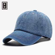 Bisbol Pria atau Wanita Topi Panggul Hop Topi (Angkatan Laut Biru)