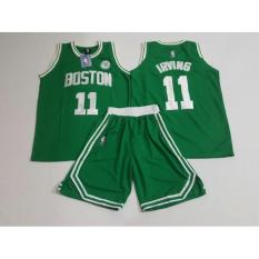 BASKETBALL JERSEY SET | KYRIE IRVING - CELTICS 2K17 | SETELAN BAJU BASKET