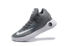 Basketball Shoes Mens KD Durant Fashion New Style Good Price (grey)