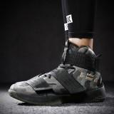 Beli Sepatu Basket Olahraga Sepatu Di Korea Tinggi Sepatu All Match Nyaman Bernapas Sepatu Keluarga Orangtua Anak Sepatu Intl Oem Murah