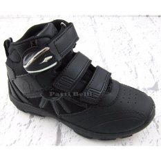 Bata B-First Sepatu Anak Hitam Magnet 301-6021