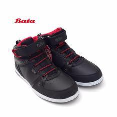 BATA B.FIRST Back to School Sepatu Anak Sekolah Boots Kreket Tali
