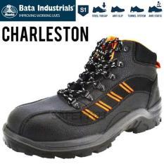 Bata Charleston Sepatu Safety Shoes Industrials Sporty Big Size Murah - Soyphd