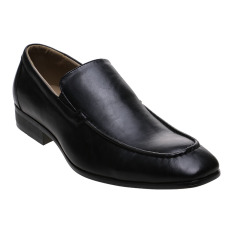 Bata Chas Formal Shoes Hitam Original