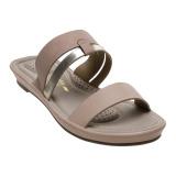 Promo Bata Comfit Bella Strappy Sandals Beige Murah
