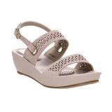 Spesifikasi Bata Comfit Tamay Platform Sandals Beige Dan Harganya