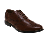 Promo Bata Dhani Oxford Shoes Cokelat