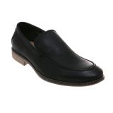 Review Terbaik Bata Doc Slip On Hitam