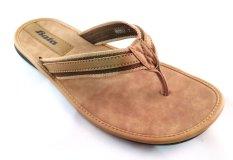Bata Sandal Pria Keren 871-8084 - Cream