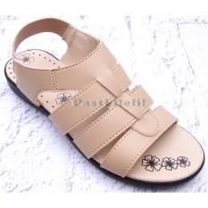 Bata Sandal Wanita Cantik 561-8550 Cream (BEST SELLER)