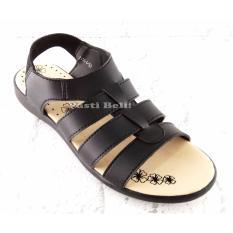Bata Sandal Wanita Cantik 561-6550 Hitam