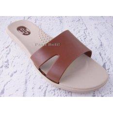Bata - Sandal Wanita Cantik Cokelat 572-4035