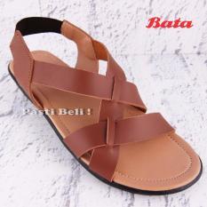 Bata - Sandal Wanita Cantik Coklat 561-4155