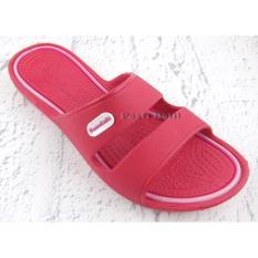Bata Sandal Wanita Karet Merah 572-5508