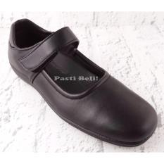 Obral Bata Sepatu Cewek Cantik 551 6064 Hitam Murah