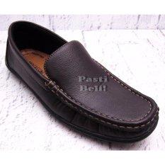 Jual Bata Sepatu Pria Formal 831 4061 Coklat Tua Import