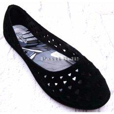 Spesifikasi Bata Sepatu Wanita Cantik 552 6089 Hitam Dan Harga