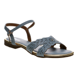 Beli Bata Tatra Ballerina Shoes Biru Cicilan