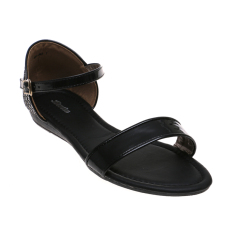 Bata Trudy Dress Sandals - Hitam