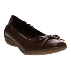 Bata Ulu Flats Shoes - Cokelat