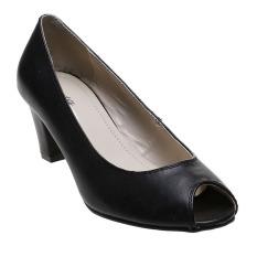 Review Toko Bata Ulyan Heeled Sandals Hitam Online