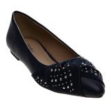 Bata Uniqu Ballerina Shoes Biru Murah