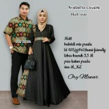 Beli Batik Couple Baju Batik Sarimbit Arabella Couple