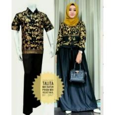 Review Pada Batik Couple Baju Batik Sarimbit Talita Couple