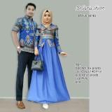 Miliki Segera Batik Couple Baju Batik Sarimbit Belvania Shiren