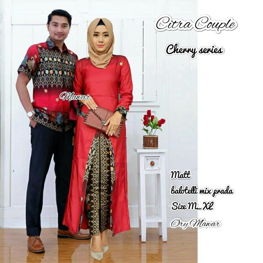 DISKON Batik Couple   Baju Batik Sarimbit Citra - Fenomena Kid Zaman ... 3639537aad