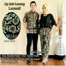 Batik Couple / Baju Batik Sarimbit Larasati