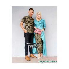Batik Couple / Baju Batik Sarimbit Ratu Melina